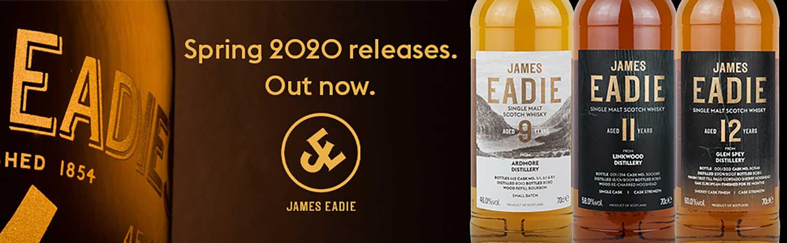 James Eadie Whisky