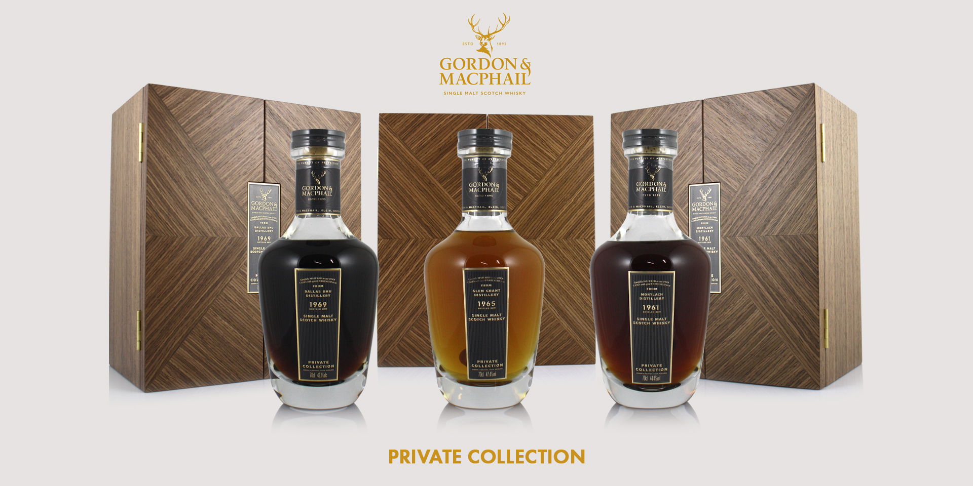 Gordon and MacPhail Private Collection