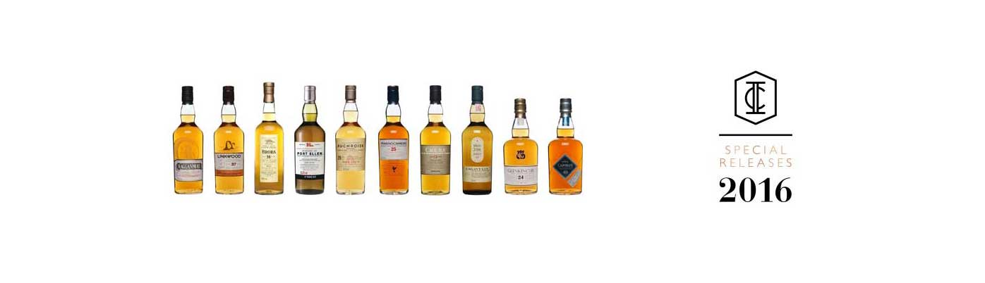 2016 Diageo Special Releases
