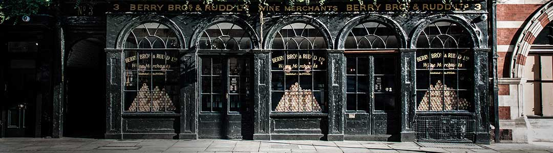 Berry Bros and Rudd Wine and Spirit Merchants