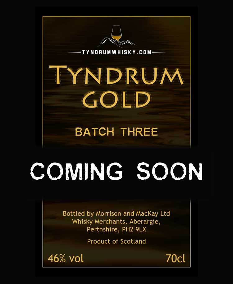Tyndrum Gold Coming Soon